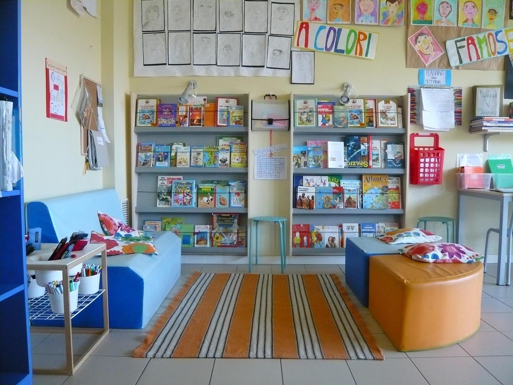 Visita alla scuola di Fauglia - Senza Zaino
